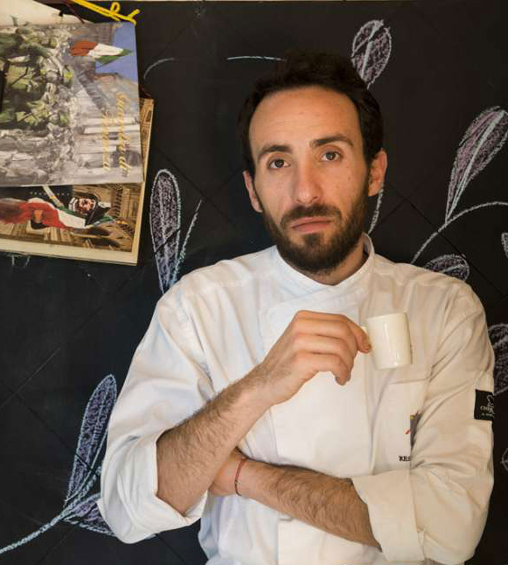 chef Francesco Sposito